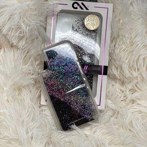 Brand new iPhone X/xs waterfall phone case